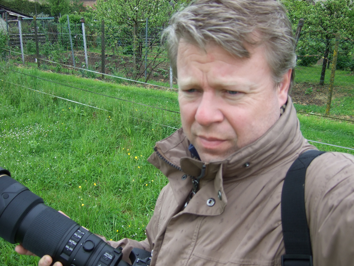 "Stephan Daub - Making of ""Kraichgau"" bei Regen und mit out_of_focus-""Handknipse"" in der Linken..."