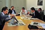 Redaktionskonferenz