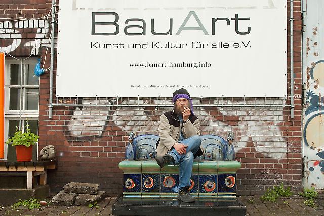 BauArt-Projekt Hamburg