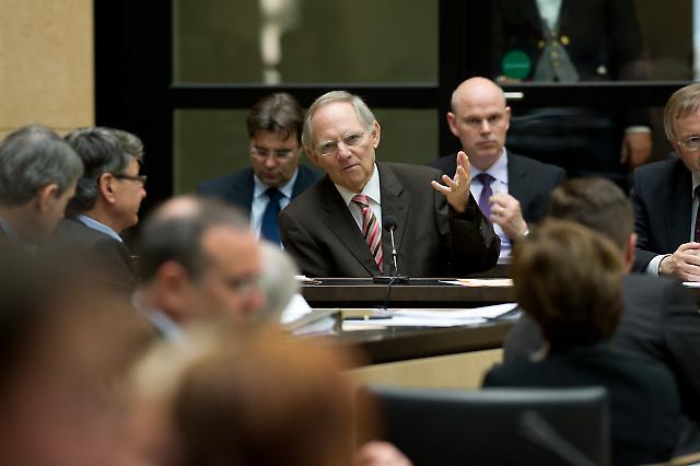 Wolfgang Schaeuble, Bundesrat
